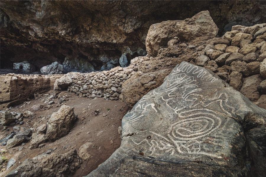Petroglifo de El Paso