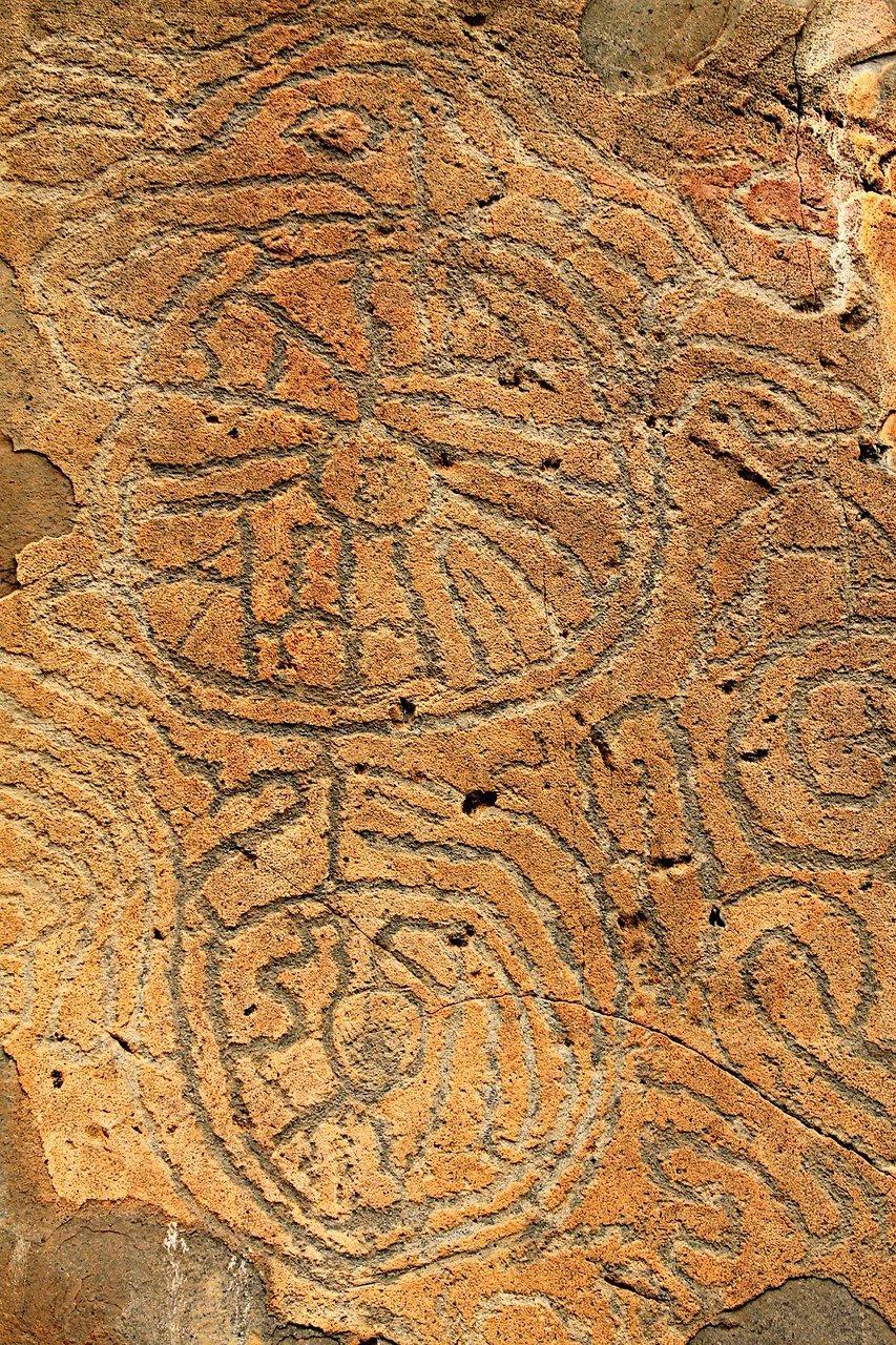 Petroglifos de El paso