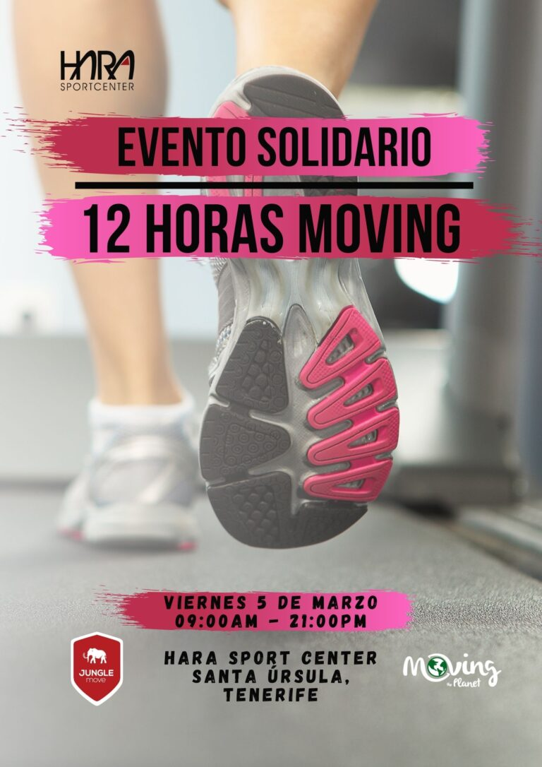 Moving the Planet presenta 12 Horas Moving, un evento solidario que busca ayudar a las protectoras de animales de Tenerife.
