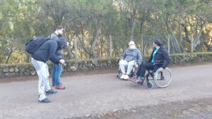 Pichon Trail Project es una asociación que trabaja para ayudar a las personas con Esclerosis Múltiple. Descúbrelos en Moving the Planet.